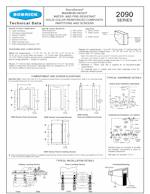 scrc-data-sheet
