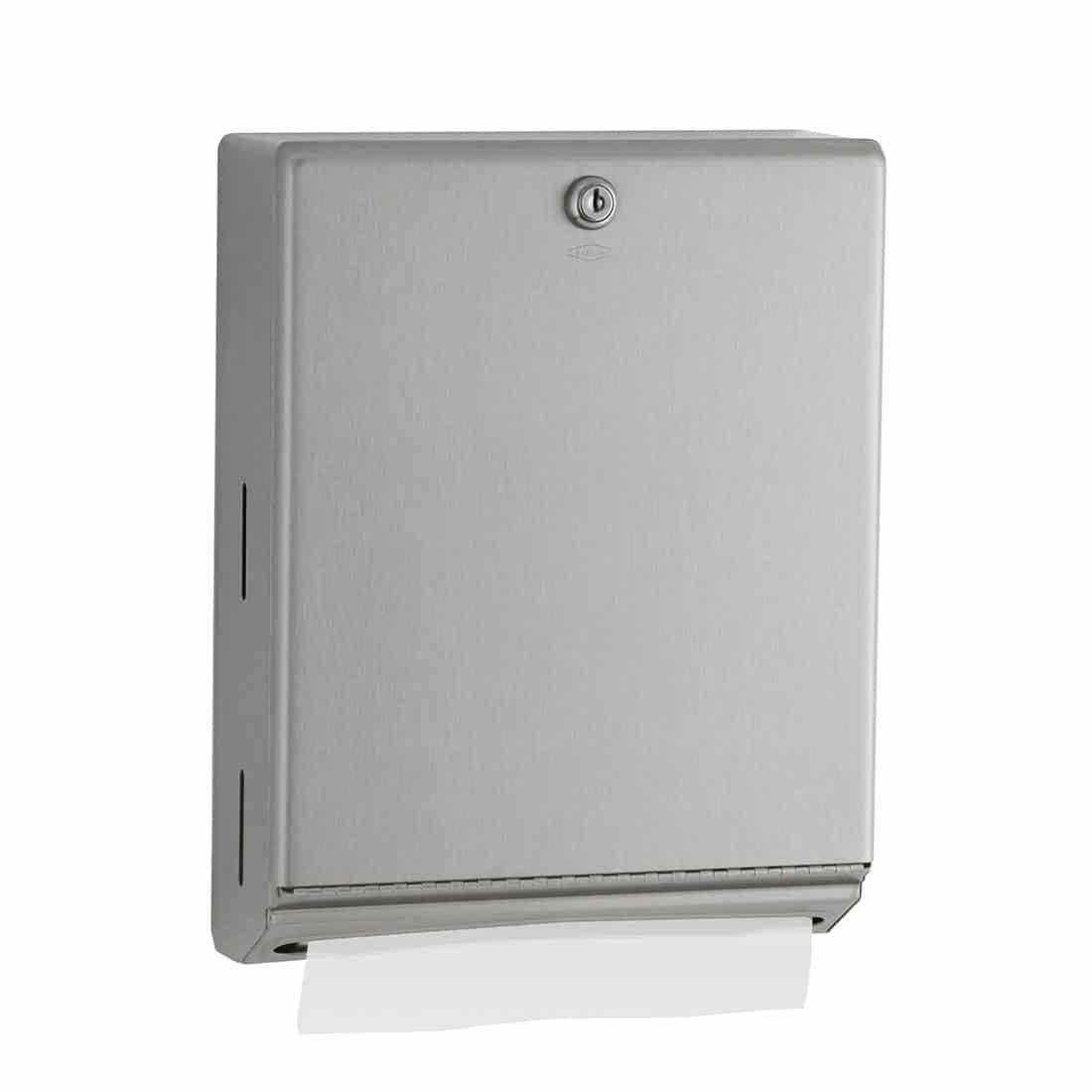 Bobrick Surface Mount Paper Towel Dispenser B 262