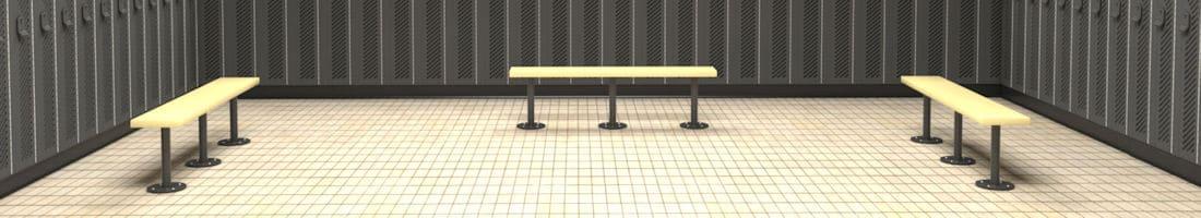 plastic-benches