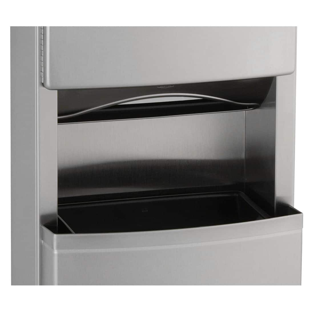 Bobrick Surface Towel And Waste Unit B 43699 Partition Plus