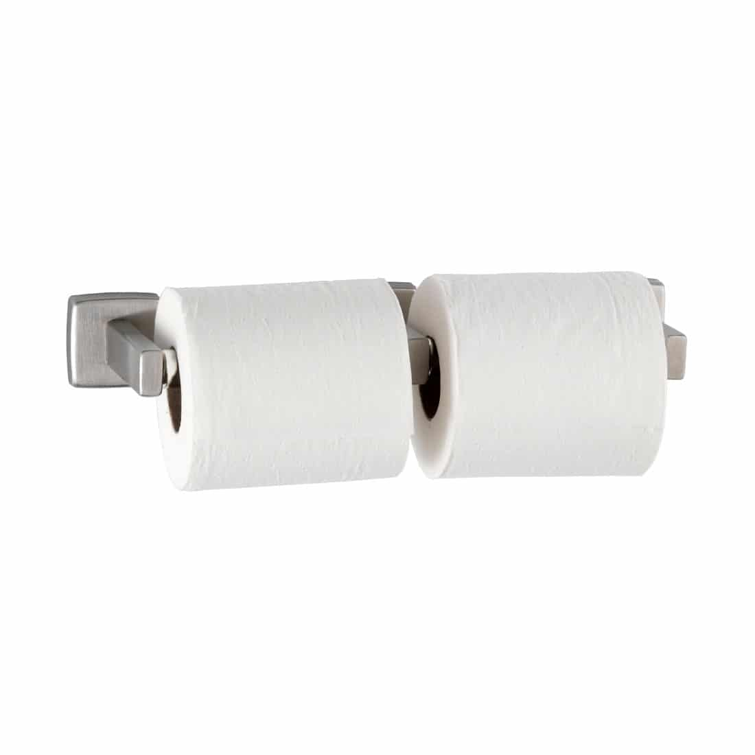 Picture of: Bobrick Double Roll Toilet Tissue Dispenser B 686 Partition Plus