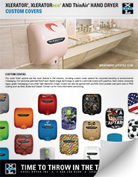Thumbnail of the XLERATOR Custom Covers PDF