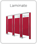 Laminate Toilet Partitions