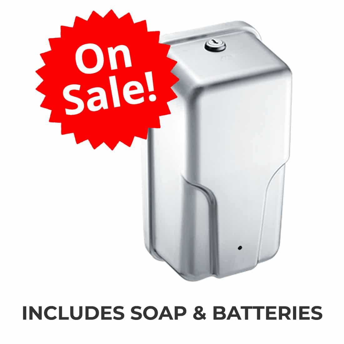 Sale on ASI 20365 Foam Soap Dispenser