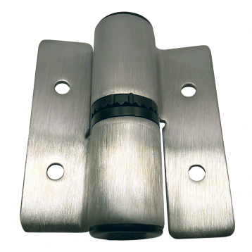 Photograph of Bobrick L-Hinge Packet - 1002330 components.