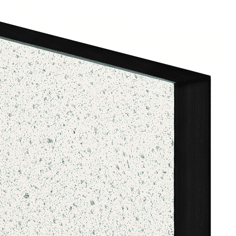 Detail rendering of phenolic used for Bobrick urinal screens.